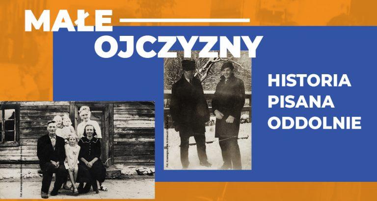 """Zdjęcie I edycja programu """"Małe ojczyzny"""" (2020)"""